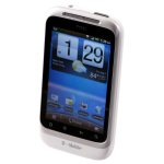HTC Wildfire S - white (T-Mobile)