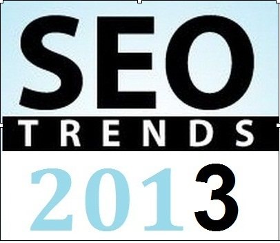 2013 Annual Trends And SEO
