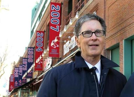 Red Sox Buying Boston Globe