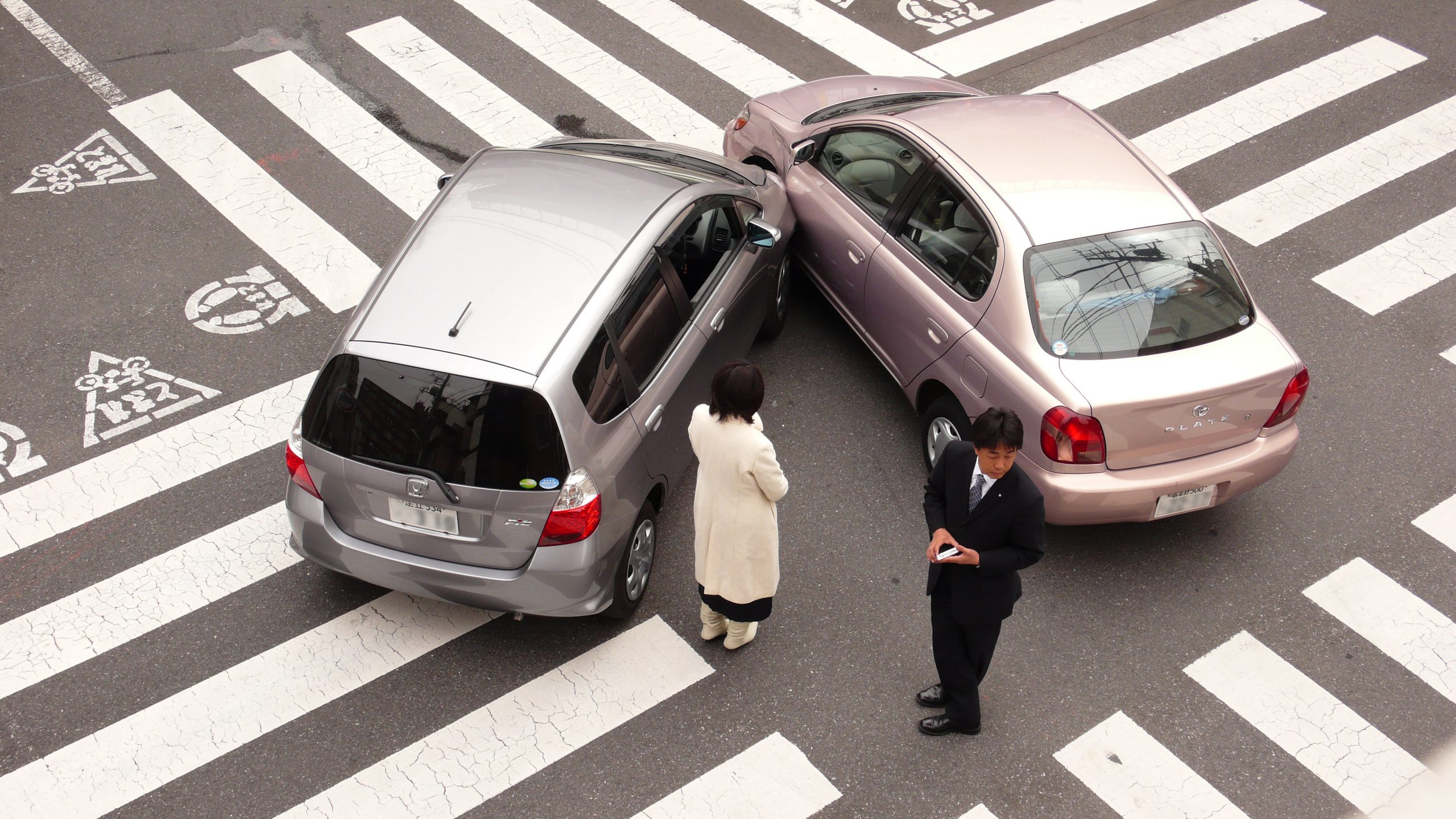 The Importance Of Gathering Information After A Traffic Accident