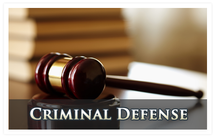 Your Criminal Defense Attorney