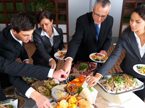 When Lunch At A Salad Bar Turns Into A Worker's Compensation Case