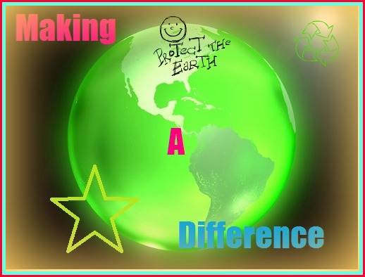 Are You Making A Difference To The Planet?