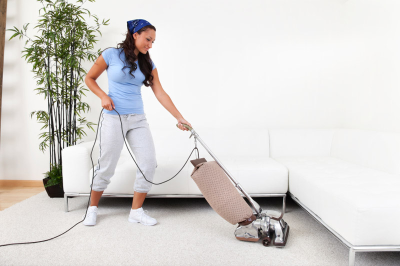 Why You Should Clean Carpets After The Holidays