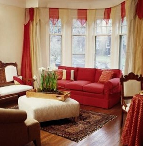 Curtains As Window Decoration