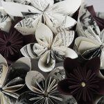 DIY: How To Make Newspaper Flowers