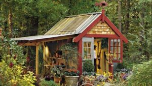 Finding The Right Shed For Your Garden
