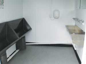 Home Renovation? Secure A Portable Bathroom First
