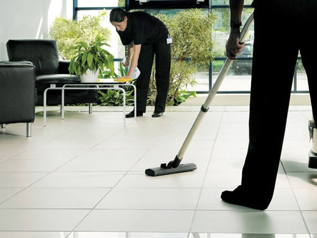 Why Hire A Commercial Cleaning Service?