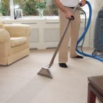 Carpet Cleaning- Mission Almost Impossible