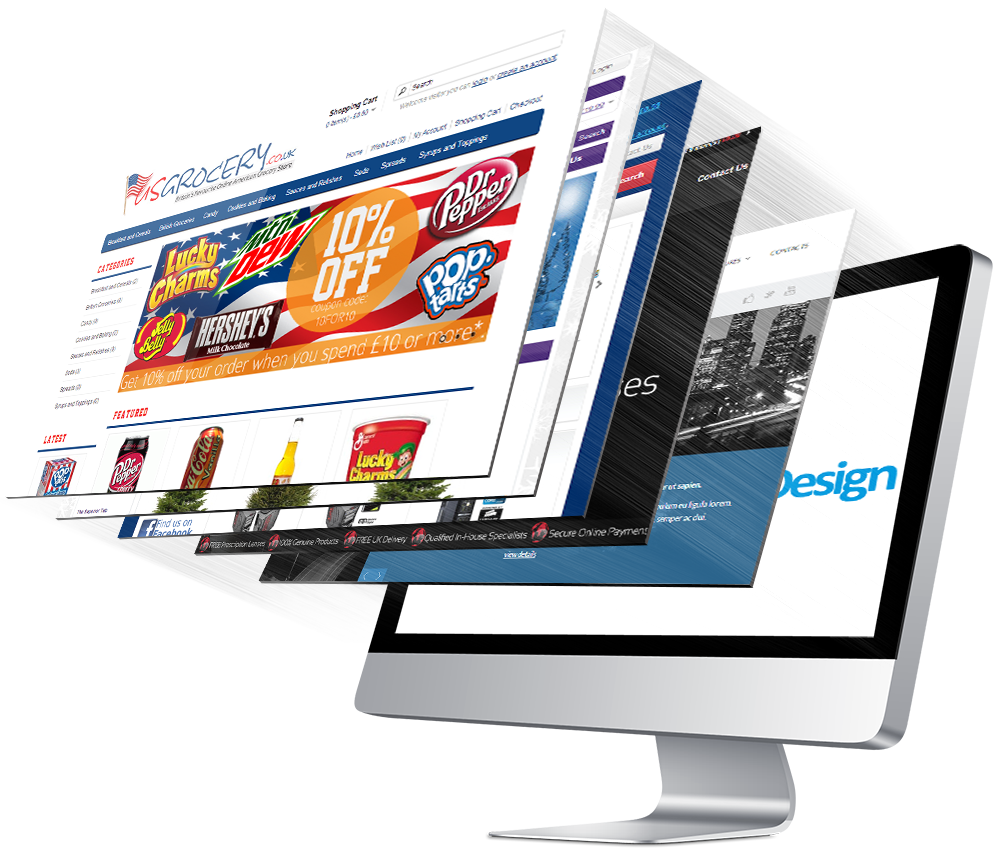 Choose Web Design Packages According to Your Needs