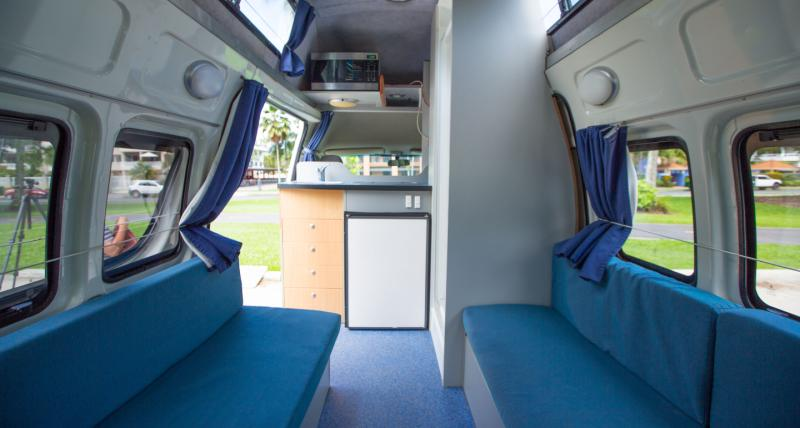 Hire A Motorhome For Your Furniture Moving