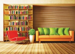 5 Tips For Applying Bold Colors In Homes