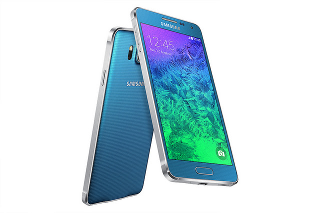 Samsung Galaxy Alpha: The Best Of Android Smartphones