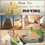 How To Estimate The Cost Of Moving