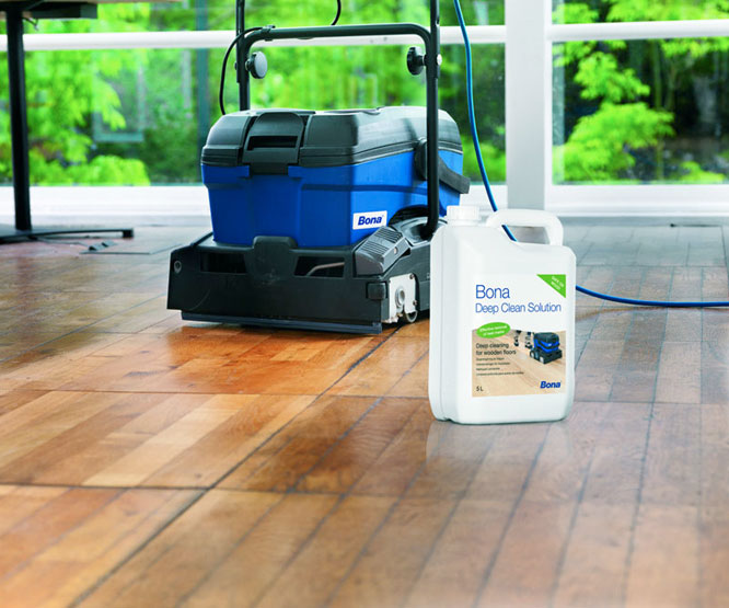 Professional Cleaning Of Your Hardwood Floor