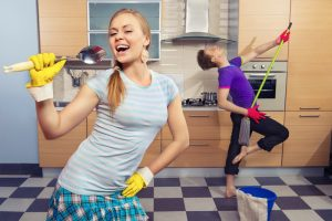 A Step-by-Step Guide To Kitchen Cleaning