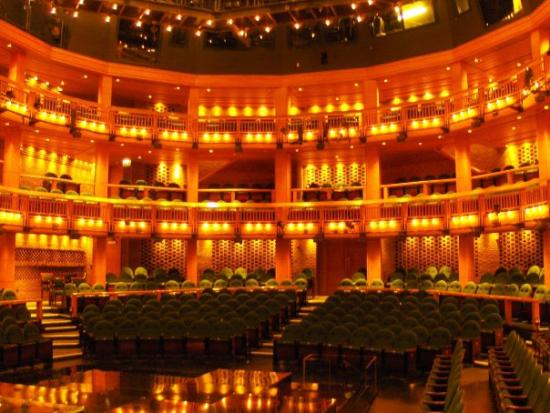 How To Style A Hall or Theatre For Productivity