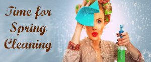 Tips For Spring Cleaning Your Home