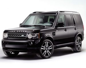 The 2015 Land Rover Greensboro Model Is All About True Grit