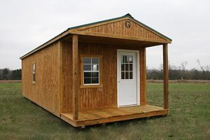 Using Movable Buildings for Extra Storage