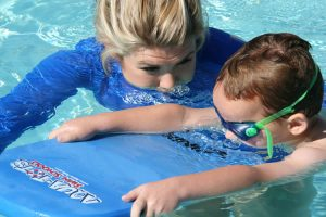 How Swimming At Missouri City Can Control Blood Pressure