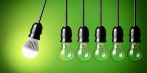 How LED's Helps Us In Saving Energy?