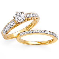What Makes A White Gold Engagement Ring A Perfect Item As A Surprise Gift?