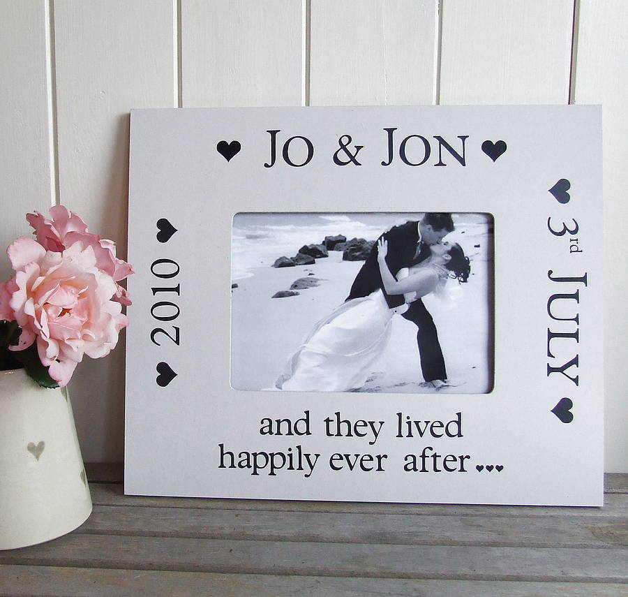 Personalised Photo Frames – Why It Pays To Buy Direct