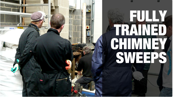Chimney Sweeps Training Centre in Derbyshire