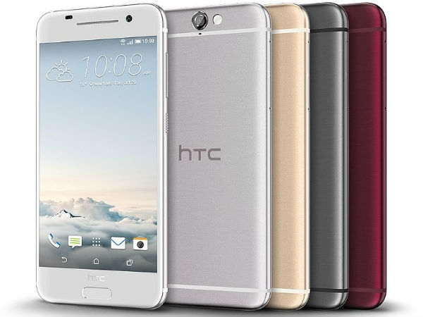 Htc One A9 iPhone-Like Design, Snapdragon 617, Android 6.0 Marshmallow On Board