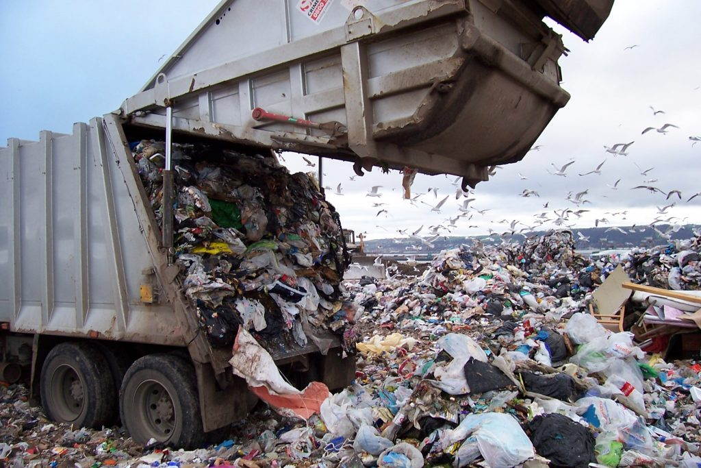 Keeping The Dump/Garbage At Home Can Be Harmful