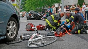 Road Traffic Accident With Bicycle and The Duty Of Responsibility