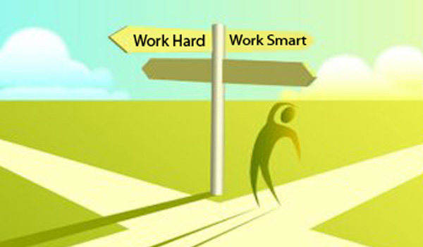 Why Working Smarter Is Better Than Working Harder