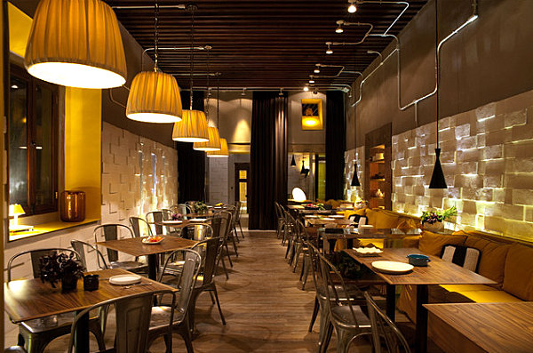 Give Your Restaurant A Contemporary Look With Modern Contract Furniture
