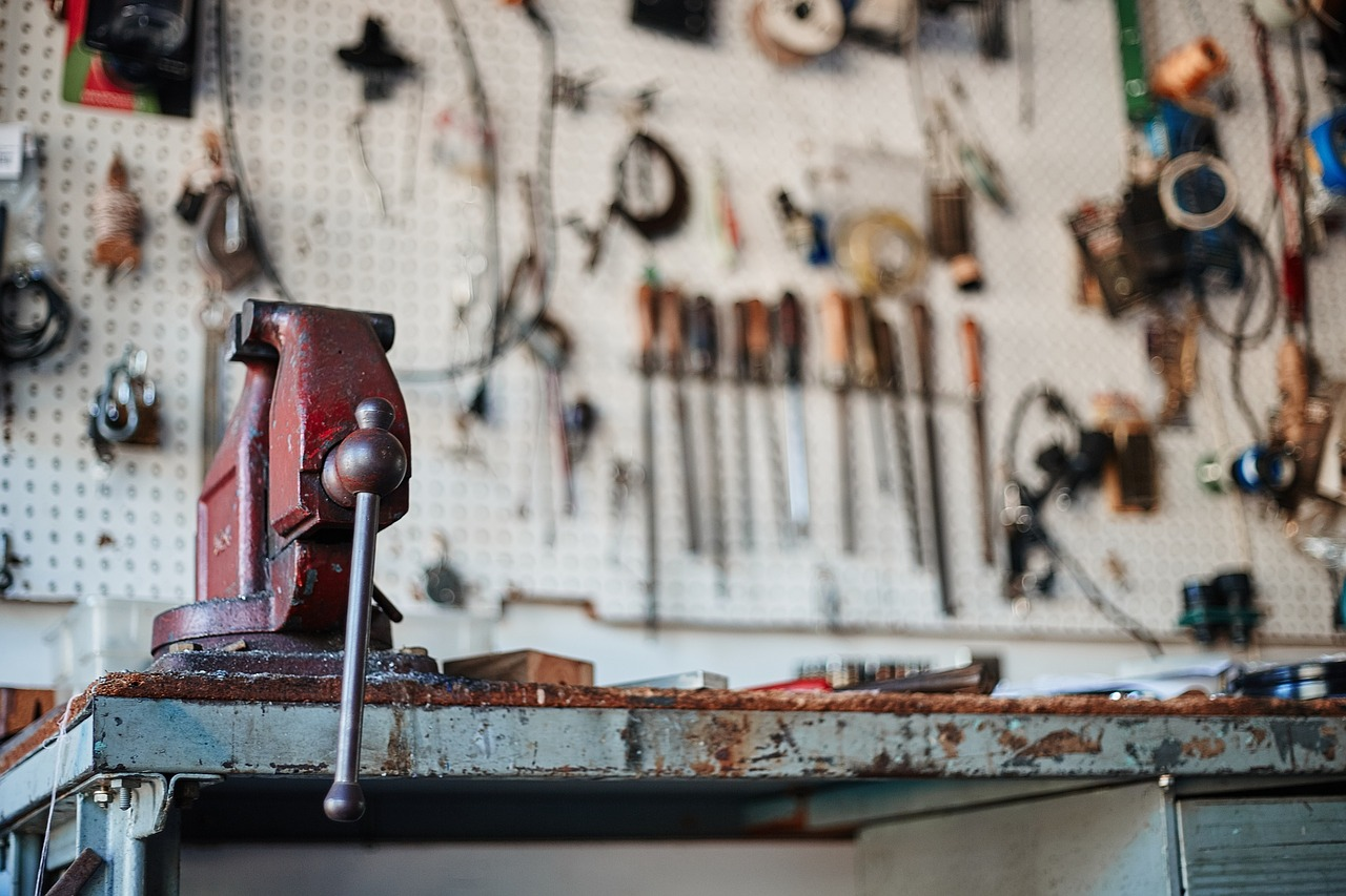 5 Ways To Upgrade Your Workshop This Summer