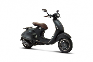 Ride In Style With A New Vespa
