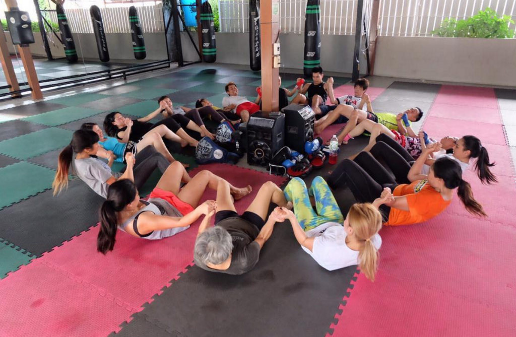 Muay Thai Training In Thailand For Fitness Is The Next Big Hit In The World