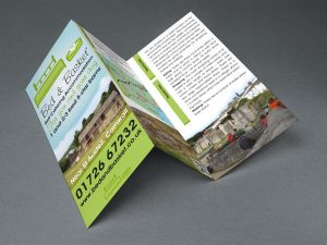 Working With Staggered Flyer Cut Printing For Best Promotion