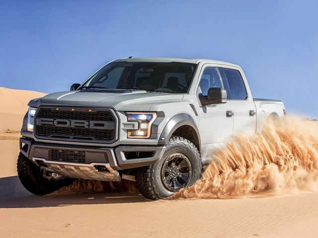 The 2017 Ford F-150 Raptor