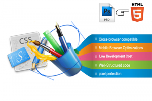 Know Why Free PSD To HTML Conversion Is Not Preferable