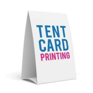 Get Help On Tented Card Print From Experts