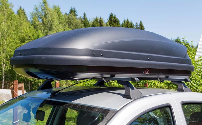 How To Store Cargo Box