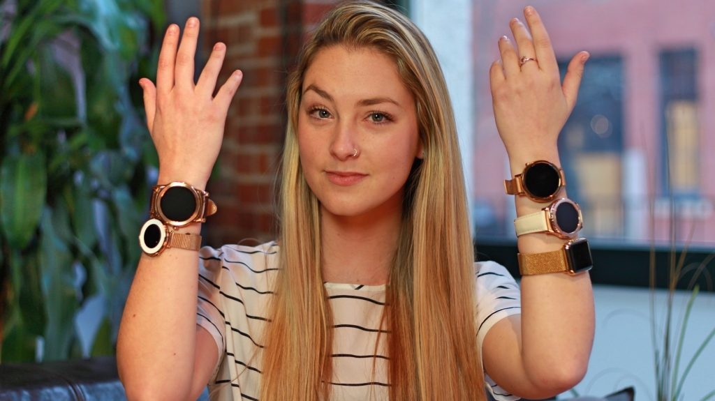 Top Ladies Smartwatches For 2016-2017: Stylish and Capable Wearables