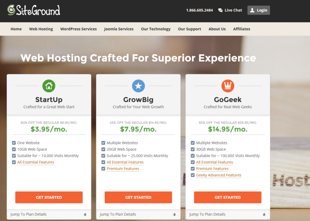 Leverage Siteground Promo Codes To Improve Your Web Hosting and Social Media Sites