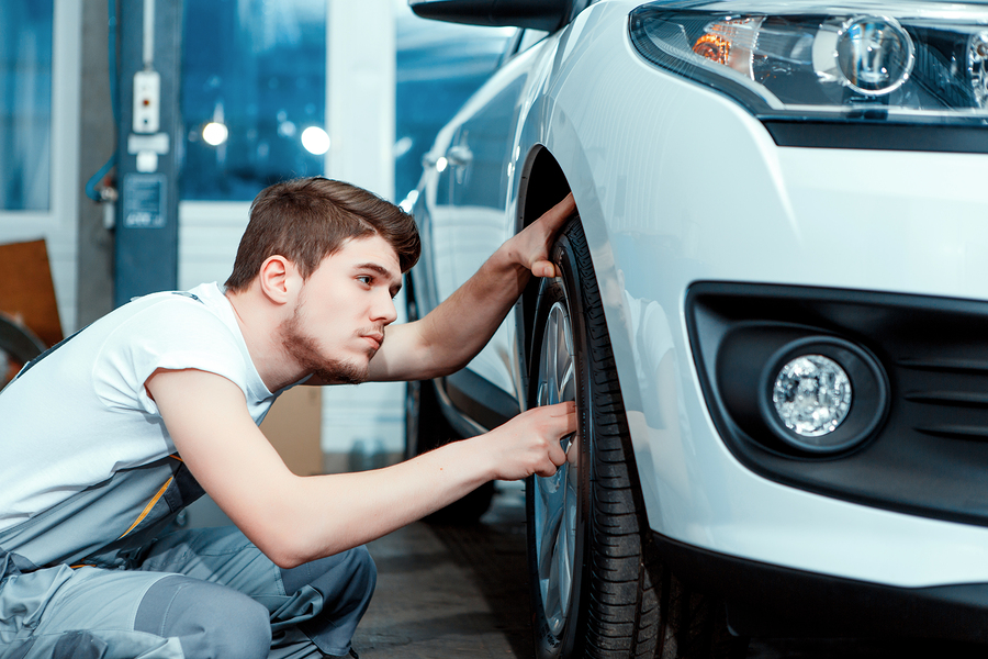 How To Check Tires On A Used Car When Purchasing