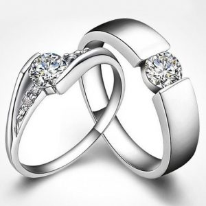 Promise Rings For Her and Him To Make A Romantic Promise To Your Partner
