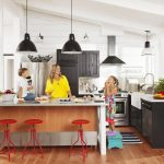 Drawing a Dreamy Kitchen Design Ideas in Remodeling Small Kitchen