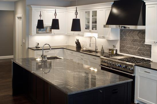 New and Exciting Design Materials For Countertops and Flooring For Your High End Home Remodel
