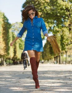5 Sneaky Western Dresses For Lazy College Damsels